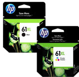 HP 61 XL Black or Tri Colour