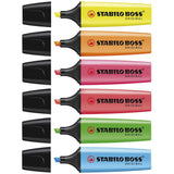 Stabilo Boss Highlighter 6 Pack