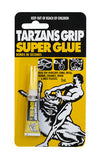 Tarzan's Grip Super Glue