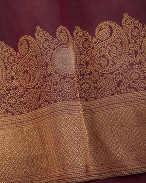 PAITHNI Rich Cotton Silk Saree With Attached Blouse