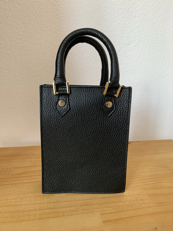 Bolso mini rectangular