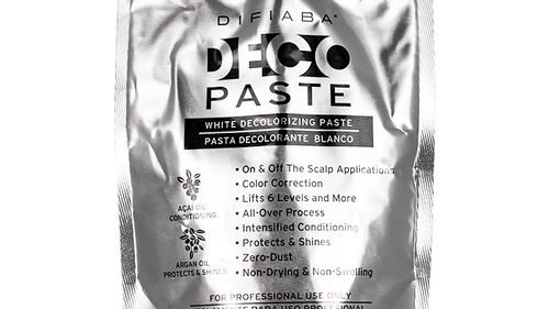 Decopaste Hair Lightening White Paste - Difiaba