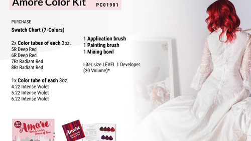 Color Pairings Kit - AMORE