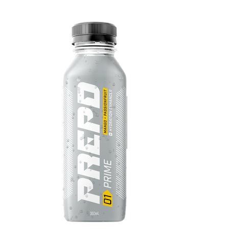 PREPD PRIME - MANGO AND PASSIONFRUIT 350ML