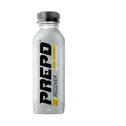 PREPD RECOVER - MANGO AND PASSIONFRUIT 350ML