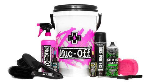 MUC OFF DIRT BUCKET KIT W/FILTH FILTER