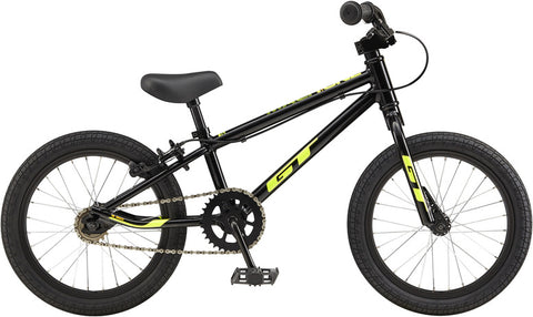 An image of a GT Mach One 16 FW BMX Bike