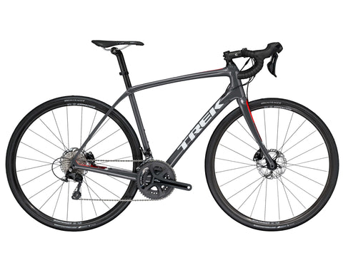 An image of a 2018 Trek Domane SL 5 Disc bicycle