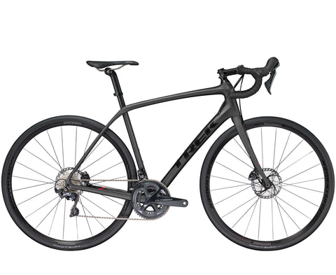 an image of a 2018 model trek domane sl 6 disc bicycle
