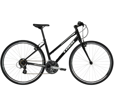 An image of a 2018 Trek FX 1 Stagger-Women's bicycle
