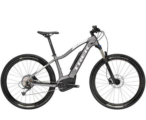 An image of a 2018 Trek Powerfly 5 Women's E-Mtb