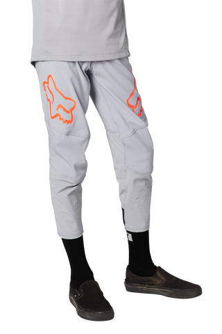 FOX 2021 YOUTH DEFEND PANT STEALTH GREY - SIZE 22