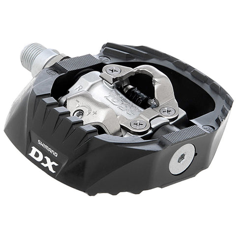 SHIMANO PD-M647 SPD DX POP-UP PLATFORM PEDALS