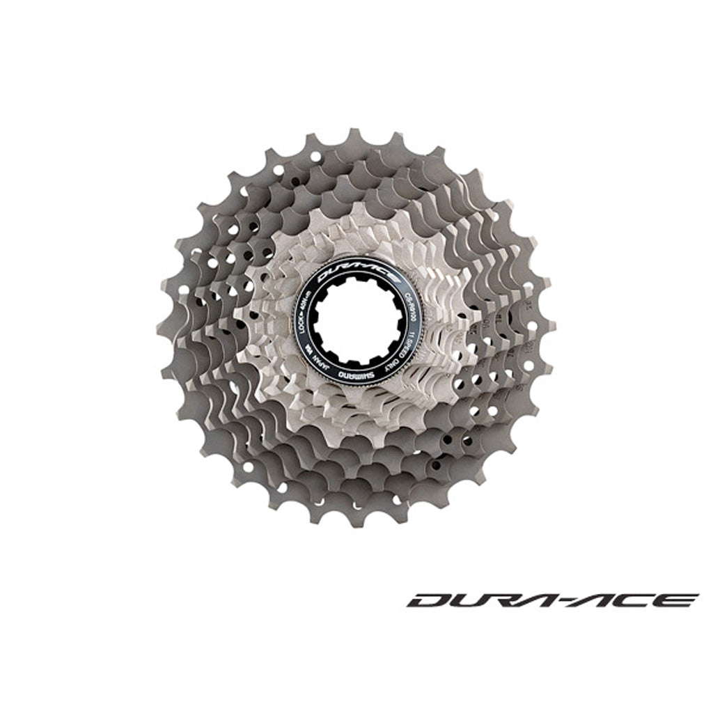 b9ebe88b1d1 SHIMANO CS-R9100 DURA-ACE CASSETTE 11-SPEED - 11-30T – Bicycle Express City  & Norwood stores