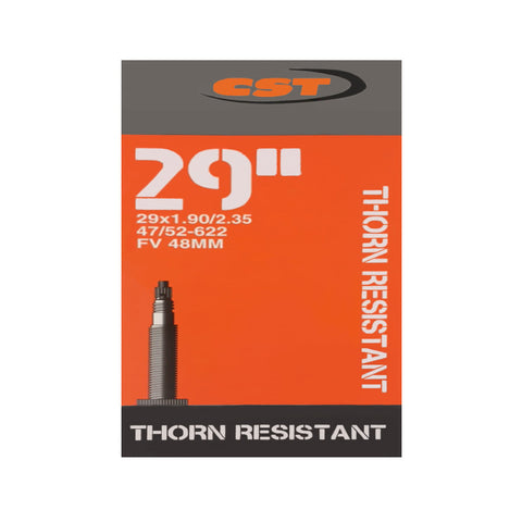 CST TUBE 29x1.9-2.35 PRESTA 48MM THORN PROOF