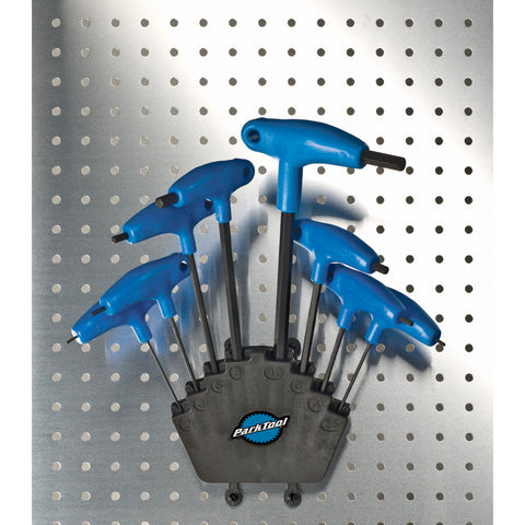 PARK TOOL P-HANDLED HEX WRENCH SET - PH-1