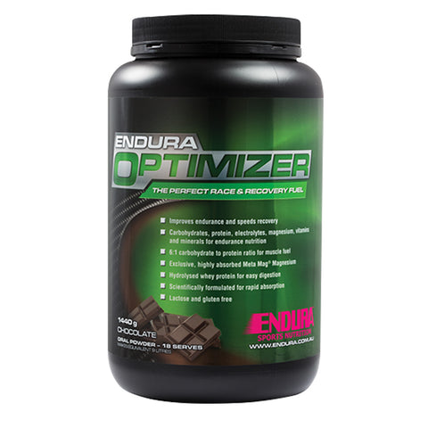 ENDURA OPTIMISZER CHOCOLATE 1440G