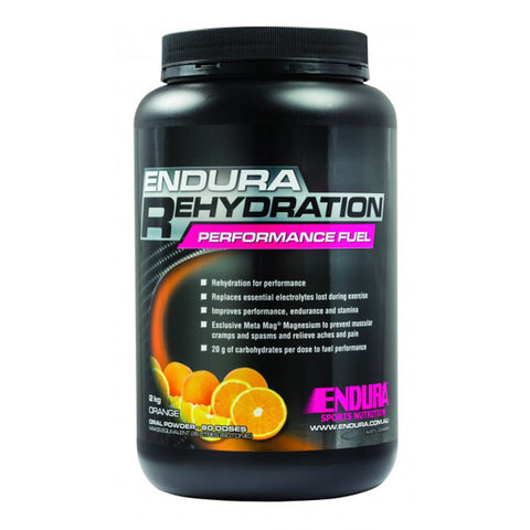 ENDURA REHYDRATION PERFORMANCE FUEL ORANGE 2KG