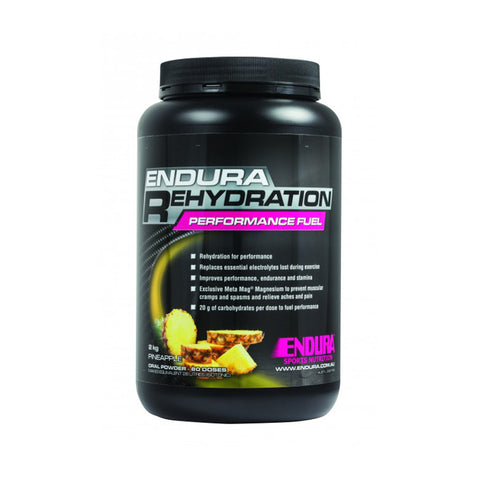 ENDURA REHYDRATION PERFORMANCE FUEL PINEAPPLE 2KG
