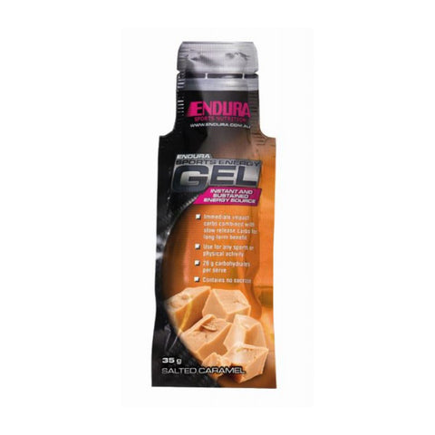 ENDURA ENERGY GEL SALTED CARAMEL