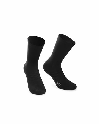 ASSOS SOCKS ESSENCE BLACK SERIES - SIZE I