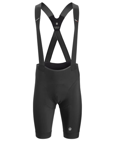 ASSOS SHORT BIBEQUIPE RS S9 BLACK SERIES - SMALL