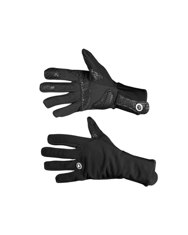 ASSOS EARLY WINTER_S7 GLOVE BLACK VOLK - MEDIUM