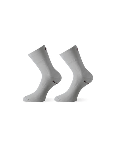 ASSOS MILLE GT SOCK - SILVER FEVER - SIZE II (43-46)