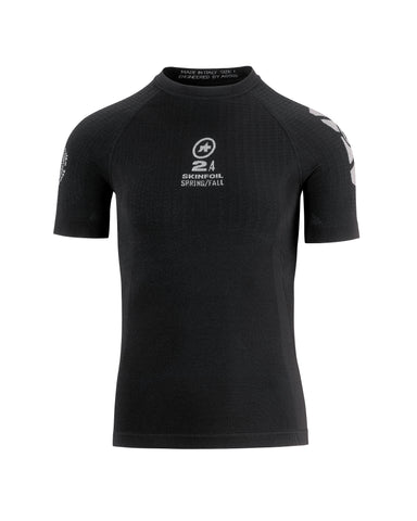 ASSOS INSUL SS.SKINFOIL_SPRING/FALL_S7 BLACK - SIZE II