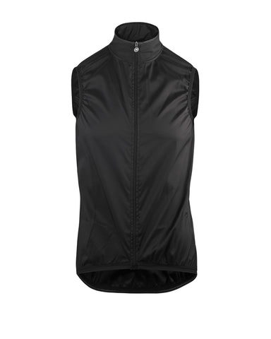 ASSOS SHELL WIND VEST MILLE GT BLACK - SMALL
