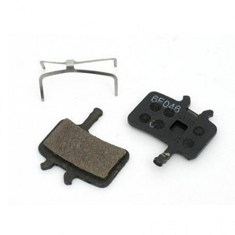 AVID JUICY/BB7 DISC BRAKE PADS ORGANIC/STEEL BACKING PLATE
