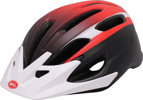 BELL CHICANE HELMET RED/BLACK - UNIVERSAL ADULT