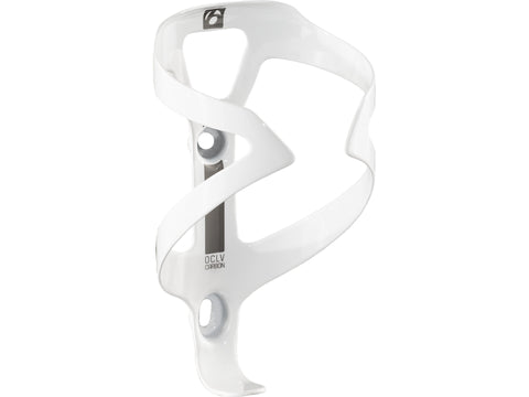 BONTRAGER PRO WATER BOTTLE CAGE - TREK WHITE
