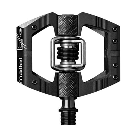 CRANKBROTHERS MALLET E PEDALS BLACK