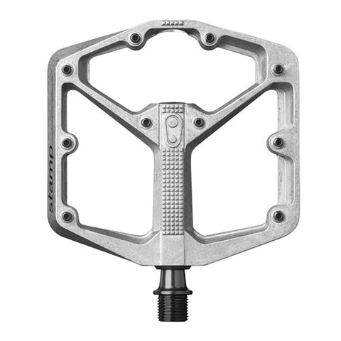 CRANKBROTHERS STAMP 2 PEDALS RAW - LARGE