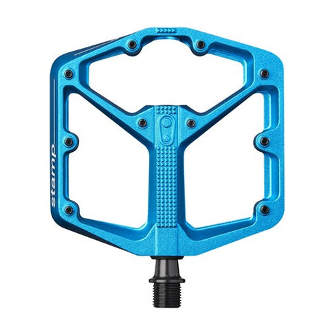 CRANKBROTHERS STAMP 3 PEDALS BLUE - LARGE