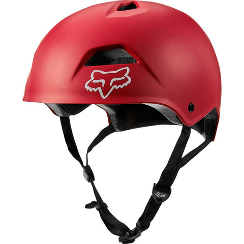 FOX 2019 FLIGHT SPORT HELMET DARK RED - SMALL
