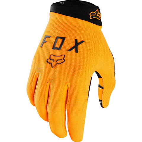 FOX 2019 YOUTH RANGER GLOVE ATOMIC ORANGE - MEDIUM