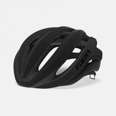 GIRO AETHER HELMET W/MIPS MATTE BLACK - MEDIUM