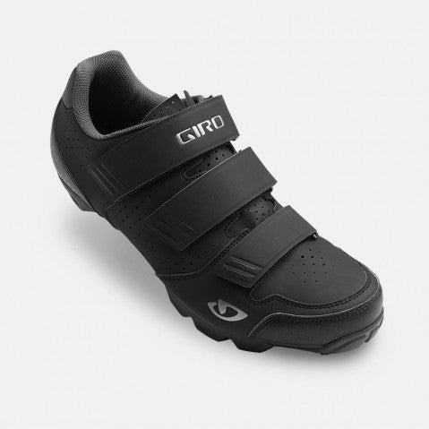 GIRO CARBIDE II MTB SHOE - BLACK/CHARCOAL - SIZE 44