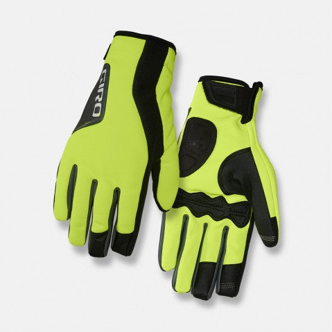 GIRO AMBIENT 2.0 GLOVE YELLOW - MEDIUM