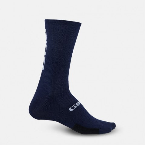GIRO HRC TEAM MERYL SKINLIFE MID SOCK - MIDNIGHT - SMALL