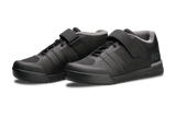 RIDE CONCEPTS TRANSITION CLIPLESS BLACK/CHARCOAL - SIZE 45