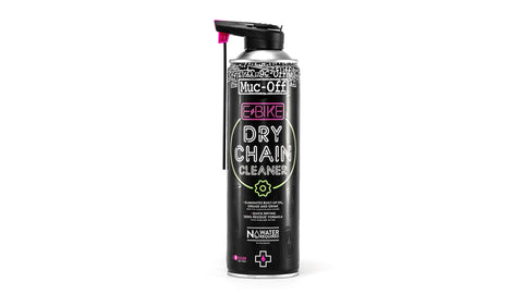 MUC OFF EBIKE DRY CHAIN CLEANER 750ML