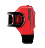 LEZYNE KTV DRIVE REAR - RED