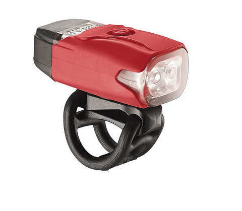 LEZYNE KTV DRIVE 220 FRONT - RED
