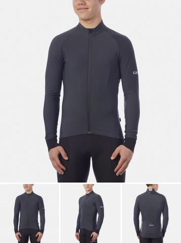 GIRO JERSEY CHRONO L CHAR THERMAL