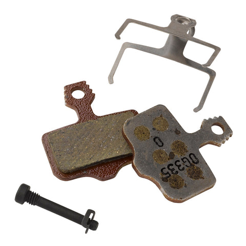 SRAM ELIXIR DISC BRAKE PADS ORGANIC/ALLOY BACKING PLATE