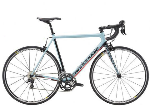 Cannondale Super Six Evo 105 Rental Bike