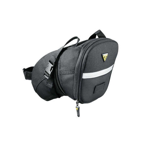 TOPEAK AERO WEDGE PACK W/STRAP - LARGE